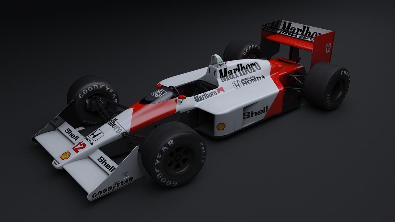 La légende de la F1