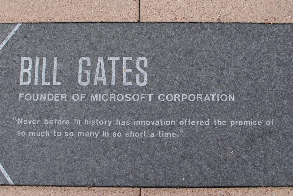 Comment Bill Gates investit sa fortune?