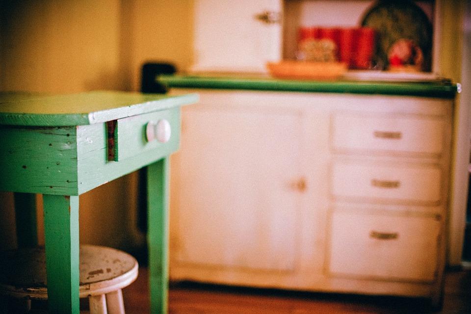 Démontage d'un tiroir