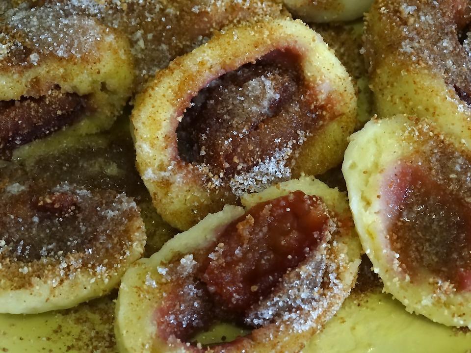 Recette de boulettes de prunes