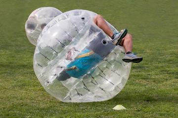 Les bubble foot pour s'éclater
